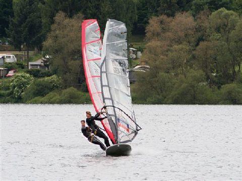 Tandem Verleih Edersee Windsurfen
